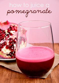 http://rubies.work/0887-sapphire-pendant/ How To Juice a Pomegranate