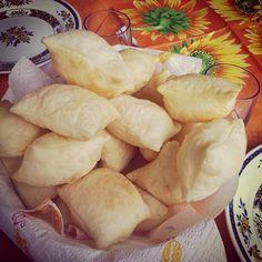 Gnocco fritto...ricetta di mio suocero! - Instagram by manuschiuma