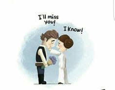 I will miss you carrie