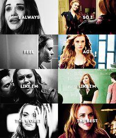 I Always Feel Like I'm The Worst So I Act Like I'm The Bestt Teen Wolf Quotes, Acting, Feelings