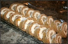 Pumpkin Rolls - Gluten, Dairy, and Egg Free - Living with Food Allergies and Celiac Disease