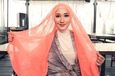 tutorial hijab casual by dian pelangi