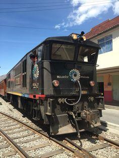 In Alausi zelf is niet zo veel te beleven. Het dorp staat bekend om el Nariz del Diablo tren - de Duivelsneus trein.