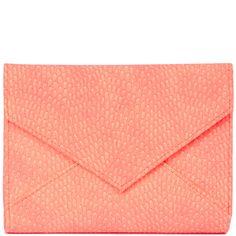 Lucy Pastel Envelope Wallet