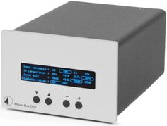 The Project Phono Box DS+ Pre Amplifier is an ultra-low noise phono preamplifier equipped with outstanding circuit technology.