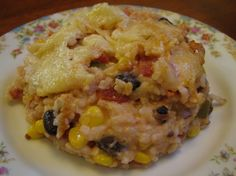 Mexican Vegetarian Casserole Recipe - Food.com