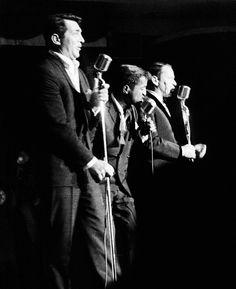 Original Hipsters - Dino, Sammy & Frank - Las Vegas 1962