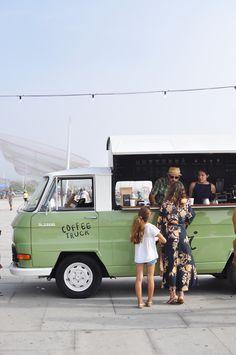 Combi Coffee Truck Porto Specialty Coffee