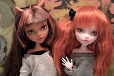 My monster high customs | Flickr - Photo Sharing!