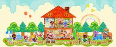 Animal Crossing: Happy Home Designer, 3DS