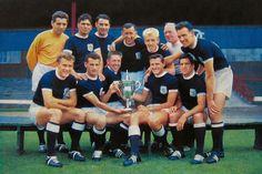 Dundee FC 1961-62 Retro Football, Football Team, Dundee Fc, Scotland Uk, Leeds United, Tottenham Hotspur, Breaking Bad, A Team, Champion