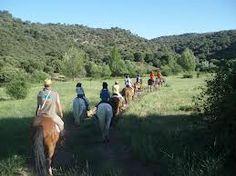Paseo a caballo Quentar