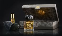 """""""Metamorphosis, such as when Yin and Yang meet in the affirmation of the soul."""" Hypnotic, Spiritual, Floral and Incense Smoky."""