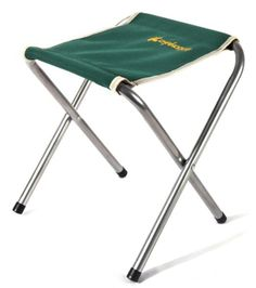Ezyoutdoor Portable Folding Chairs Aluminium Alloy Seat Stool Holds Up to 220 lb for Camping Fishing Picnic BBQ Hiking Garden Beach Green -- Find out more about the great product at the image link. Camping Stool, Folding Camping Chairs, Camping Furniture, Home Furniture, Furniture Design, Outdoor Furniture, Portable Stool, Folding Stool, Fish Camp