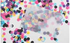 Diy confetti bags Confetti Bags, Diy Confetti, Palm Springs, Event Design, Diy Crafts, Events, Style Inspiration, Wedding, Valentines Day Weddings