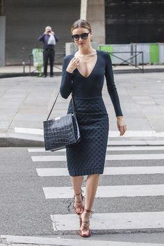 Miranda Kerr Photos - Miranda Kerr Goes Shopping in Paris - Zimbio