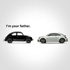 """I'm your Father"" Volkswagen ad"