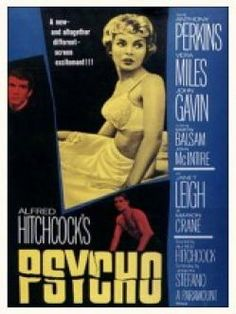 PSYCHO/PSICOSIS (1960)