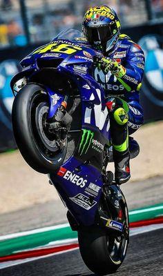 Ideas For Motorcycle Yamaha Valentino Rossi Motogp Valentino Rossi, Valentino Rossi 46, Moto Biker, Gp Moto, Velentino Rossi, Vale Rossi, Moto Wallpapers, Yamaha Motorcycles, Honda Bikes