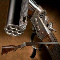 Seven shot Spencer Rifle