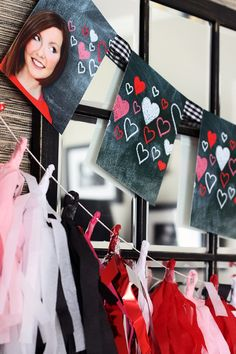 Custom Picture Bunting @Shutterfly