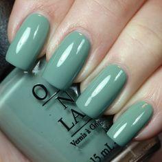 Thanks a Windmillion OPI Summer 2012 #nails