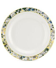 Portmeirion Dinnerware, Novella Dinner Plate