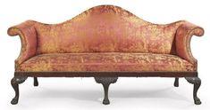 georgian sofa camel back Vintage Sofa, Upholstered Furniture, Antique Furniture, Settee Sofa, Sofa Sale, Best Sofa, Furniture Styles, Love Seat, Camels