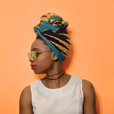 The Amaju Headwrap  Shop: ceeceesclosetnyc.com  #headwraps #headwrap #protectivestyles #protectivehairstyles #protectivestyling #blackgirlmagic
