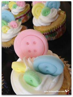 Button Cupcakes - vi