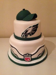 philadelphia eagles cake images Google Search Philadelphia