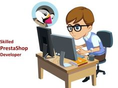 Explore PrestaShop the Latest Version for eCommerce Store Development platform. Enhance your business by creating an online store with Skilled Developers. Ecommerce Store, Web Development, Explore, Character, Lettering, Exploring