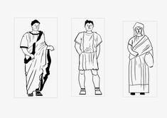 Siguiendo con nuestra investigación sobre el IMPERIO ROMANO, la siguiente duda que quisimos resolver fue... ¿QUIÉN VIVE EN ROMA? Y para ell...