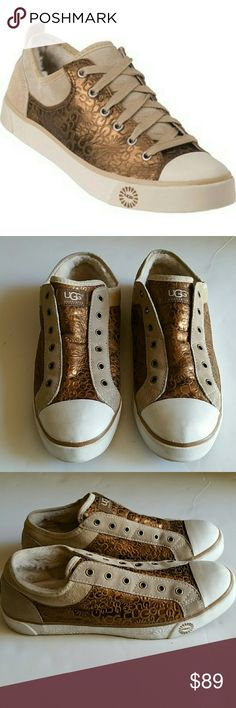 Ugg Australia  Sneakers size 10 Excellent condition UGG Shoes Sneakers