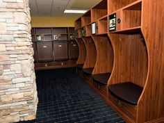 South Carolina Women's Basketball Locker Room Colonial
