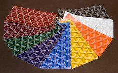 goyard colors