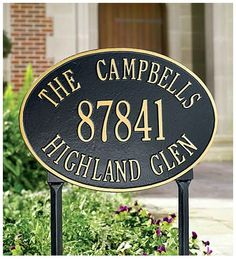 Need a new house number plaque? Shop our address signs, house plaques and signs, wall plaques, welcome plaques and address plaques in all shapes and sizes. House Plaques, House Number Plaque, Wall Plaques, Wall Signs, Address Plaque, Address Signs, Charitable Donations, Home Signs, Hearth