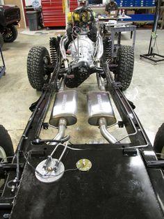 71 Bronco restoration thread