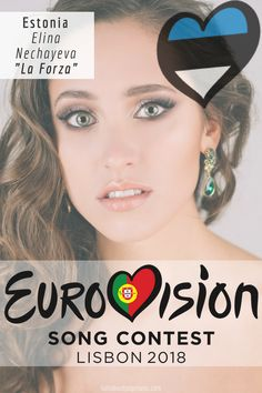 EUROVISION SONG CONTEST 2018: ESTONIA - 'La Forza' By Elina Nechayeva All Kinds Of Everything, Academy Of Music, Lose Weight At Home, Boost Metabolism, Burn Calories, Pop Music, Stay Fit, You Can Do, Songs