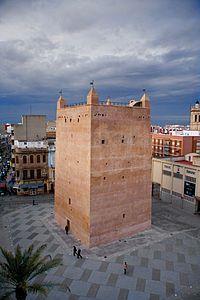 Castillo de Torrent .Valencia .Spain .