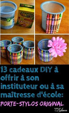 Cadeau ma tresse cadeaux pinterest diy and crafts - Idees cadeaux maitresse d ecole ...