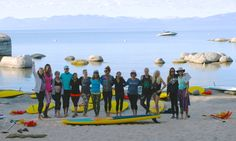 Why I Stand for Sisterhood – a tribute to my Tahoe tribe
