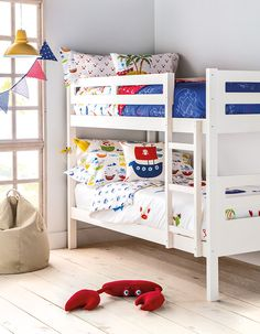 Mini home El Corte Inglés dormitorio infantil cn literas #Deco