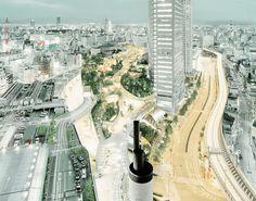 Francesco Jodice, What We Want, Osaka, 2008