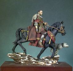 Mounted Roman General 180 AD