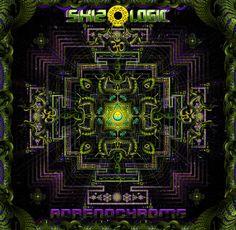 Skizologic - Adrenochrome (2014) by Hakan HISIM www.hakanhisim.net