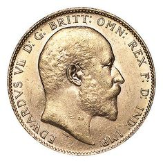 #Great britain gold coin #edward vii 1910 gold #sovereign unc,  View more on the LINK: http://www.zeppy.io/product/gb/2/252639318933/