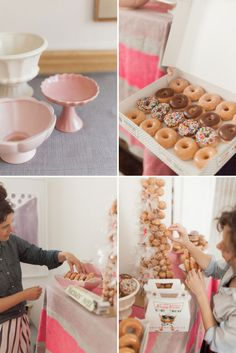 How to Throw a Donut Party | Oh Happy Day!