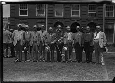 Sigma Chi group portrait 1931.