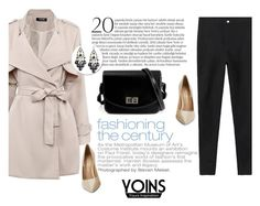 """Yoins 5/10"" by nejra-l ❤ liked on Polyvore featuring Kurt Geiger, women's clothing, women, female, woman, misses and juniors"